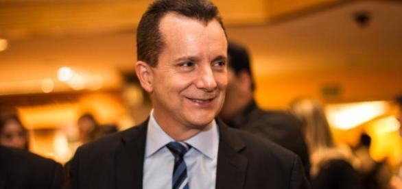 Celso Russomanno, candidato a prefeitura da cidade de São Paulo pelo PRB