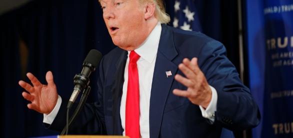 Donald Trump gibt gerne den Retter