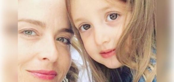 Fãs acham que Eva se parece com o pai e não com Angélica