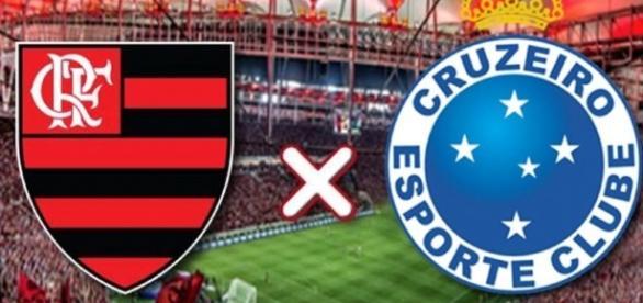 Flamengo x Cruzeiro: assista ao jogo, ao vivo