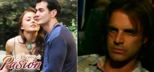Mesmo casado com Paloma, Gael não quer Damião e Elisa juntos.