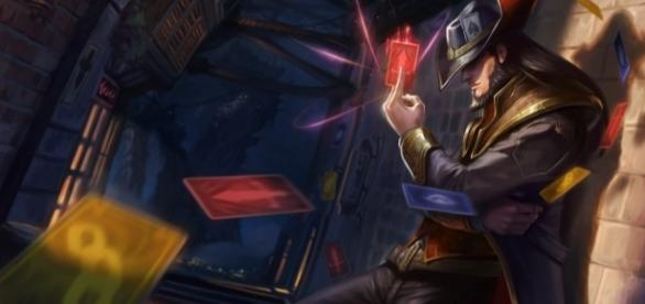Twisted Fate, campeón de League of Legends