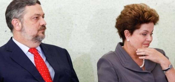 Ex-ministro da Fazenda de Lula, Antônio Palocci