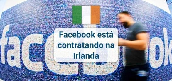 Facebook está com dezenas de vagas abertas na Irlanda - Foto: Reprodução Telegraph