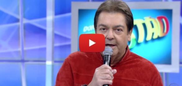 Fausto Silva detona governo de Temer no Domingão