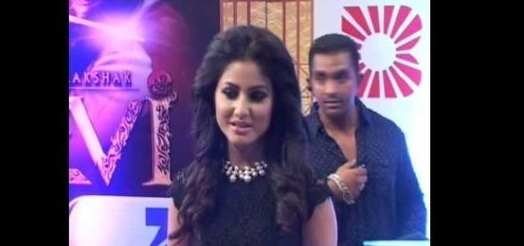 Hina Khan to stop shooting for Yeh Rishta Kya Kehlata Hai? (Image Source: www.youtube.com)