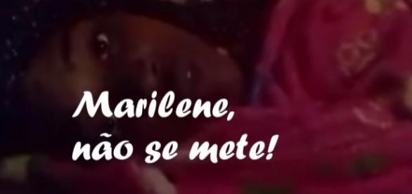 'Marilene não se mete' viraliza nas redes sociais