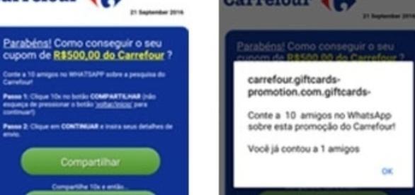 Milhões de brasileiros estão sendo vítimas de golpe no WhatsApp