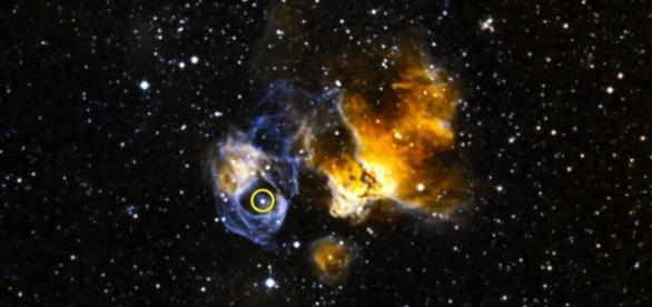 NASA's Fermi finds record-breaking binary in galaxy next door ... - scienmag.com