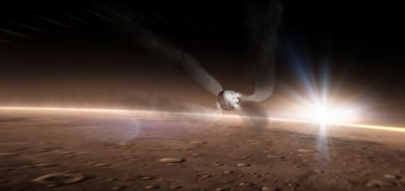 Space X projette des vols habités sur Mars dès 2024.