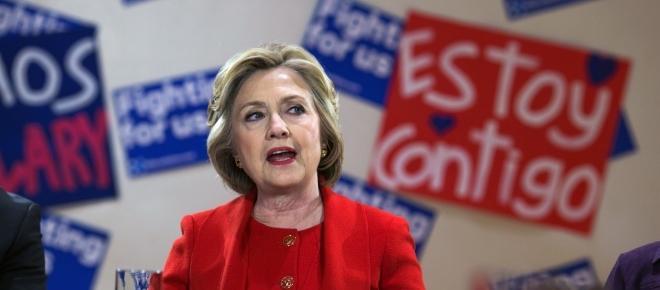 El 'New York Times' apoya a Hillary Clinton
