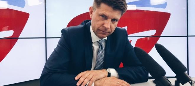 Petru chce od Polaków pieniędzy i 'zastrasza' w Internecie [WIDEO]