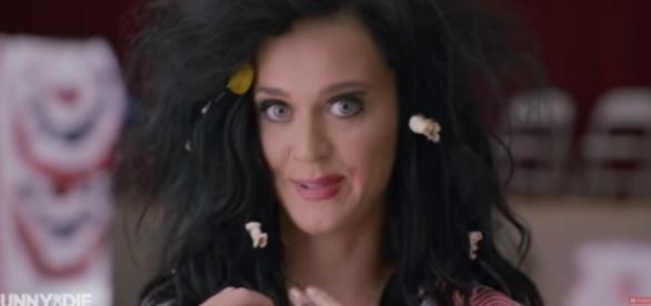 A cantora Katy Perry / Imagem: Reprodução YouTube