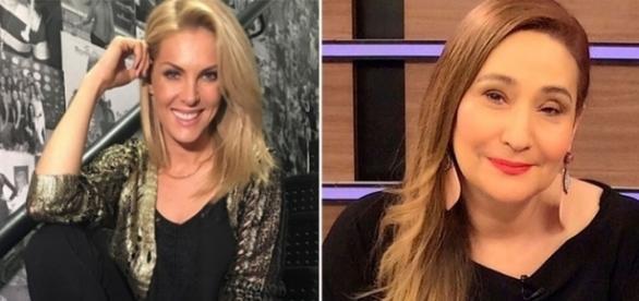 Ana Hickmann e Sonia Abrão sofrem ameaças no Instagram