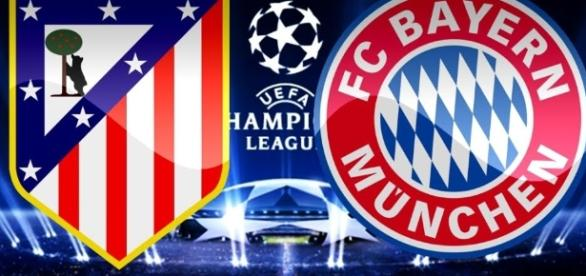 Atlético de Madrid x Bayern de Munique: assista ao jogo ao vivo
