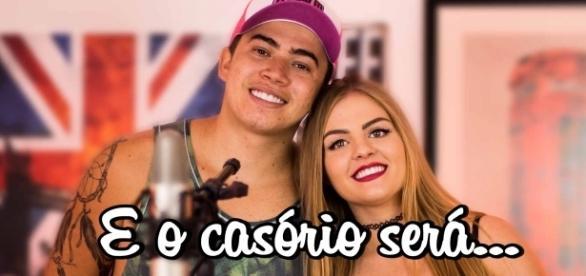 Casal de Youtuber's mais amado do Brasil