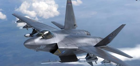 CGI of Chinese J-31/ F-60 Fifth Generation Stealth Fighter Jet ... - blogspot.com