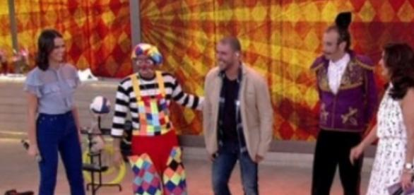Fátima Bernardes é criticada por interromper número de mágica