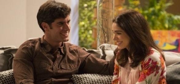 Felipe e Shirlei terão o apoio de Guido (Divulgação/Globo)