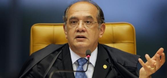 Gilmar Mendes minimizou declaração de ministro da Justiça, Alexandre de Moraes, sobre a Lava Jato.