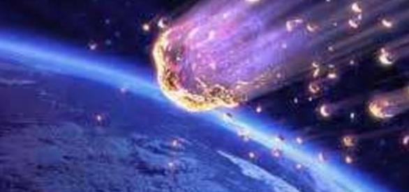 La roca espacial generó alarma en la costa noreste de Australia