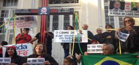 Lula é comparado a Jesus Cristo - Imagem/Gospel Prime