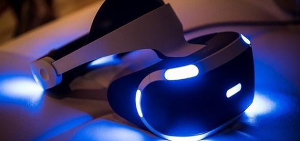 Playstation VR, le casque de réalité virtuelle de Sony
