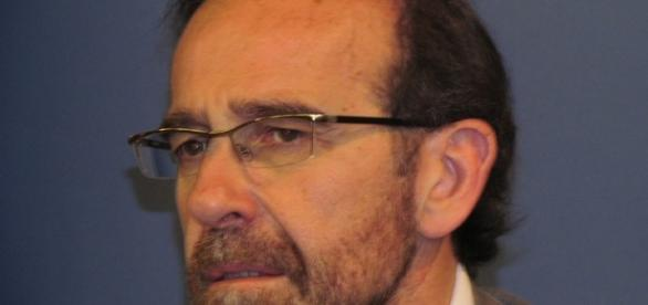 Riccardo Nencini, segretario del PSI e viceministro a Infrastrutture eTrasporti