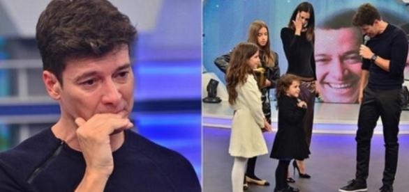 Rodrigo Faro, mulher e três filhas