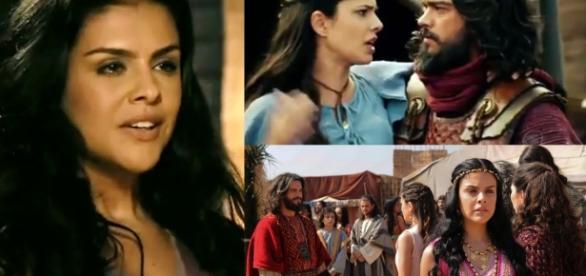Samara é desprezada pelo líder hebreu ao tentar se aproximar
