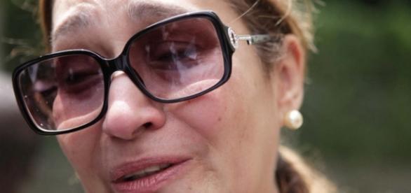 Sônia Abrão é ameaçada de morte