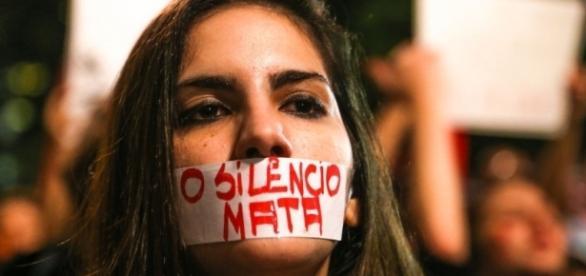 Denúncias de violência doméstica tiveram aumento substancial