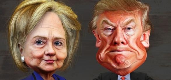 Hillary Clinton & Donald Trump's debate breaks record (Image source: commons.wikimedia.org)