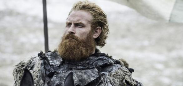 Kristofer Hivju, o intérprete de Tormund Giantsbane posta dica com Bella Ramsey, a Lyanna Mormont.