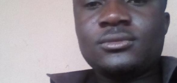 Mua Patrick, Assaulted Reporter (c) Mbom Sixtus 2016 (Own work)