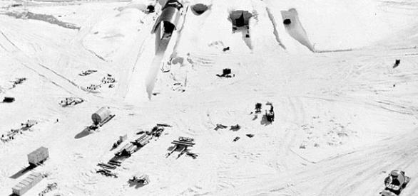 """Proiectul ultrasecret """"Iceworm"""" al SUA ar putea fi deconspirat de încălzirea globală"""