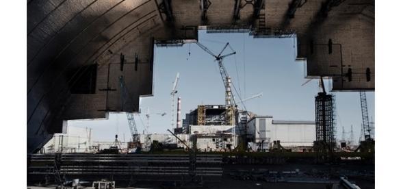 Reactorul de la Cernobal......