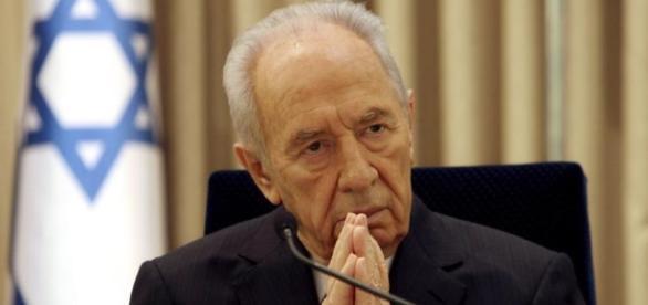 Shimon Peres, il leader israeliano divenuto premio Nobel nel 1994 ... - corriere.it