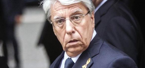 Carlo Giovanardi, senatore centrista