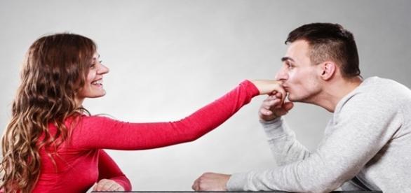 Como os homens demonstram quando amam uma mulher.