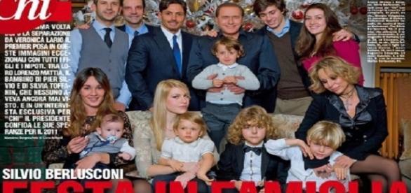 Il numero di Chi dedicato a Silvio Berlusconi