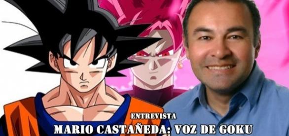 Mario Castañeda, actor de doblajes (Voz de Goku para Latinoamerica)