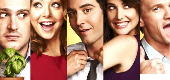 Marshall, Lily, Ted, Robin e Barney conquistaram fãs do mundo todo