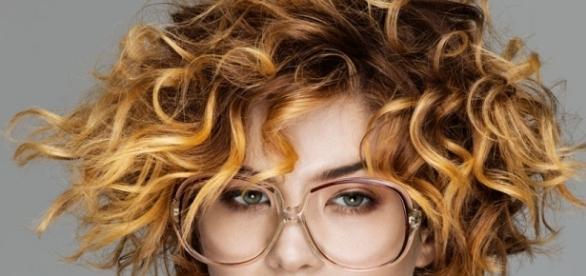 Taglio capelli corti ricci inverno 2017