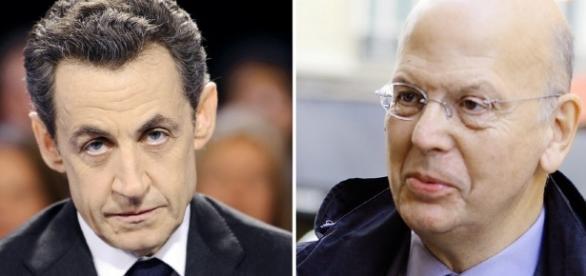 Nicolas Sarkozy Patrick Buisson