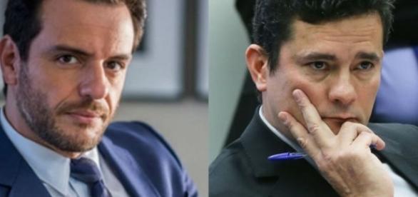 Rede Globo de Televisão não deixa ator ser Moro