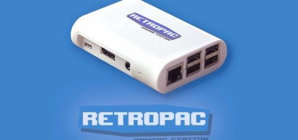 Retropac, la console made in France