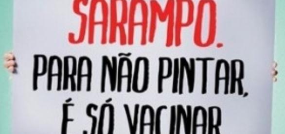 Sarampo é a quinta doença debelada da região americana