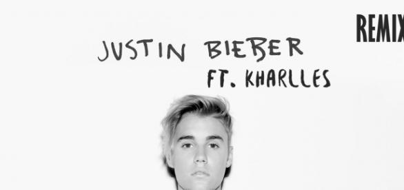 A remix foi produzida pelo cantor KHarlles em parceria com Justin Bieber
