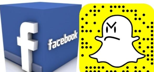 Facebook copia recurso oferecido pelo Snapchat